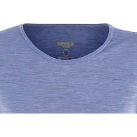 Devold W's Breeze T-Shirt Bluebell Melange